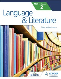 Cover Language and Literature for the IB MYP 2