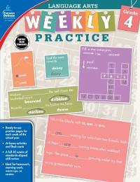 Cover Language Arts, Grade 4