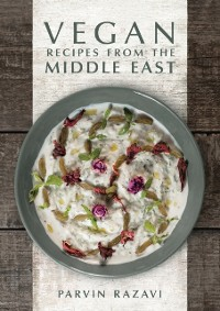 Cover Vegan Recipes from the Middle East