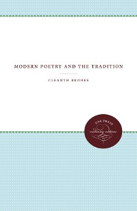 Cover Modern Poetry and the Tradition