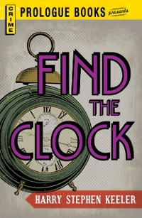 Cover Find the Clock