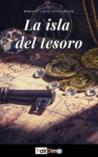 Cover La isla del tesoro (illustrated)