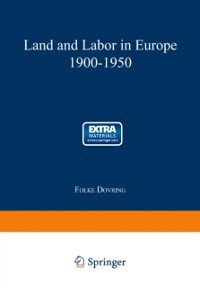 Cover Land and Labor in Europe 1900-1950