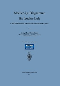 Cover Mollier-i, x-Diagramme fur feuchte Luft