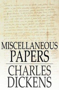Cover Miscellaneous Papers