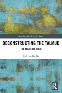 Cover Deconstructing the Talmud