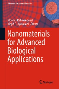 Cover Nanomaterials for Advanced Biological Applications