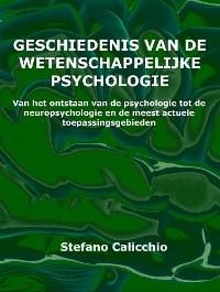 Cover Geschiedenis van de wetenschappelijke psychologie