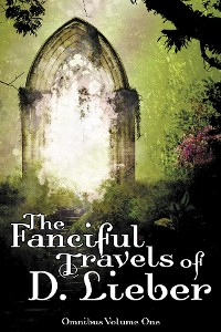 Cover The Fanciful Travels of D. Lieber