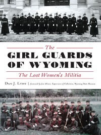Cover The Girl Guards of Wyoming