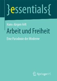 Cover Arbeit und Freiheit