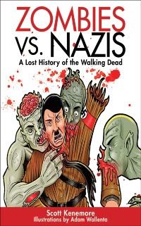 Cover Zombies vs. Nazis