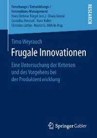 Cover Frugale Innovationen