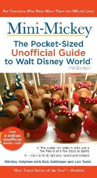 Cover Mini Mickey: The Pocket-Sized Unofficial Guide to Walt Disney World
