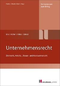 Cover Unternehmensrecht
