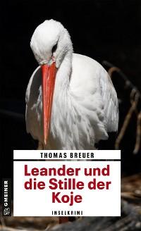 Cover Leander und die Stille der Koje