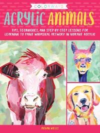 Cover Colorways: Acrylic Animals
