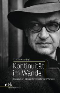 Cover Kontinuität im Wandel