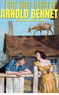 Cover 7 best short stories by Arnold Bennett
