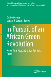 Cover In Pursuit of an African Green Revolution