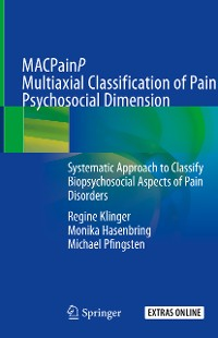 Cover MACPainP Multiaxial Classification of Pain Psychosocial Dimension