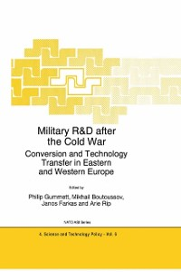 Cover Military R&D after the Cold War