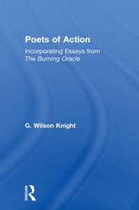 Cover Poets Of Action - Wilson Knight