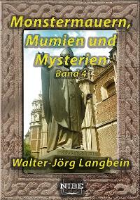 Cover Monstermauern, Mumien und Mysterien Band 4