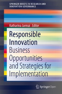 Cover Responsible Innovation