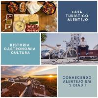 Cover Guia Turistico Alentejo