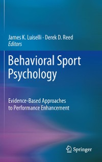 Cover Behavioral Sport Psychology