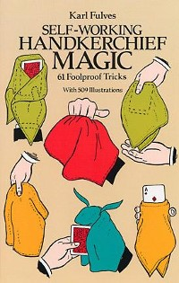 Cover Self-Working Handkerchief Magic