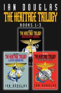 Cover Complete Heritage Trilogy: Semper Mars, Luna Marine, Europa Strike