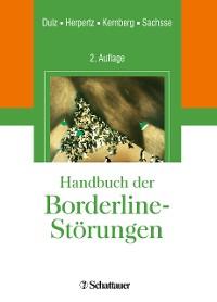 Cover Handbuch der Borderline-Störungen
