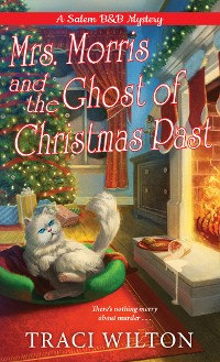Cover Mrs. Morris and the Ghost of Christmas Past