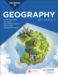 Cover Progress in Geography: Key Stage 3