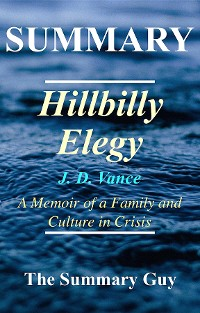 Cover Hillbilly Elegy: By J.D. Vance