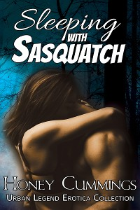 Cover Sleeping with Sasquatch