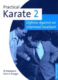 Cover Practical Karate Volume 2 Defense Agains
