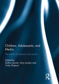 Cover Children, Adolescents, and Media