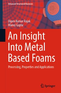 Cover An Insight Into Metal Based Foams