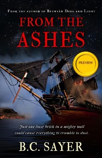 Cover From the Ashes: Preview