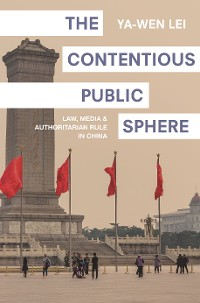 Cover The Contentious Public Sphere