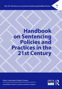 Cover Handbook on Sentencing Policies and Practices in the 21st Century