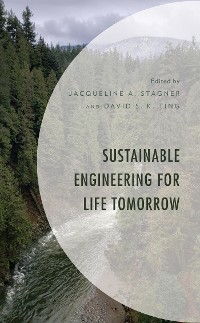 Cover Sustainable Engineering for Life Tomorrow