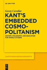 Cover Kant's Embedded Cosmopolitanism