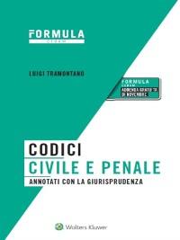 Cover Esame Avvocato 2020 - Codici Civile e Penale annotati con la giurisprudenza 2020 (il Tramontano)