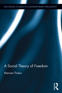 Cover Social Theory of Freedom