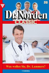 Cover Dr. Norden Classic 58 – Arztroman