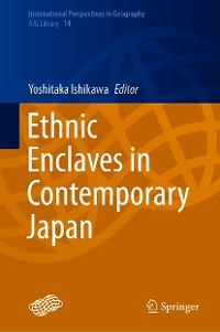 Cover Ethnic Enclaves in Contemporary Japan